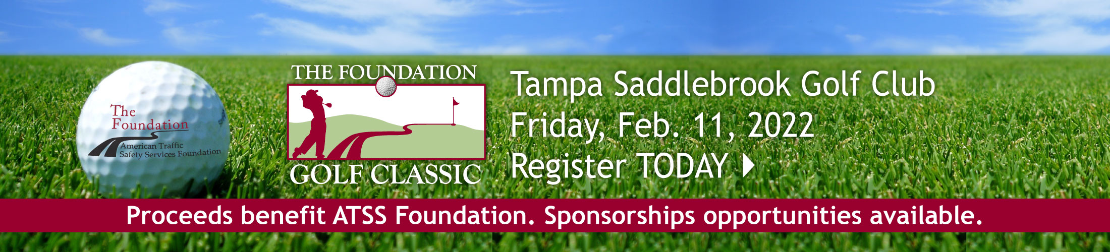 30th Annual Golf Classic registration is now open