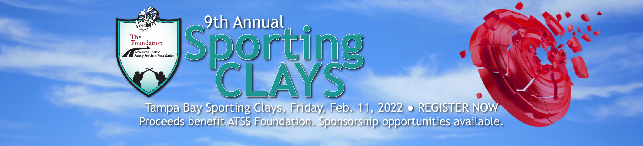 9th Annual Sporting Clays Event registration is now open